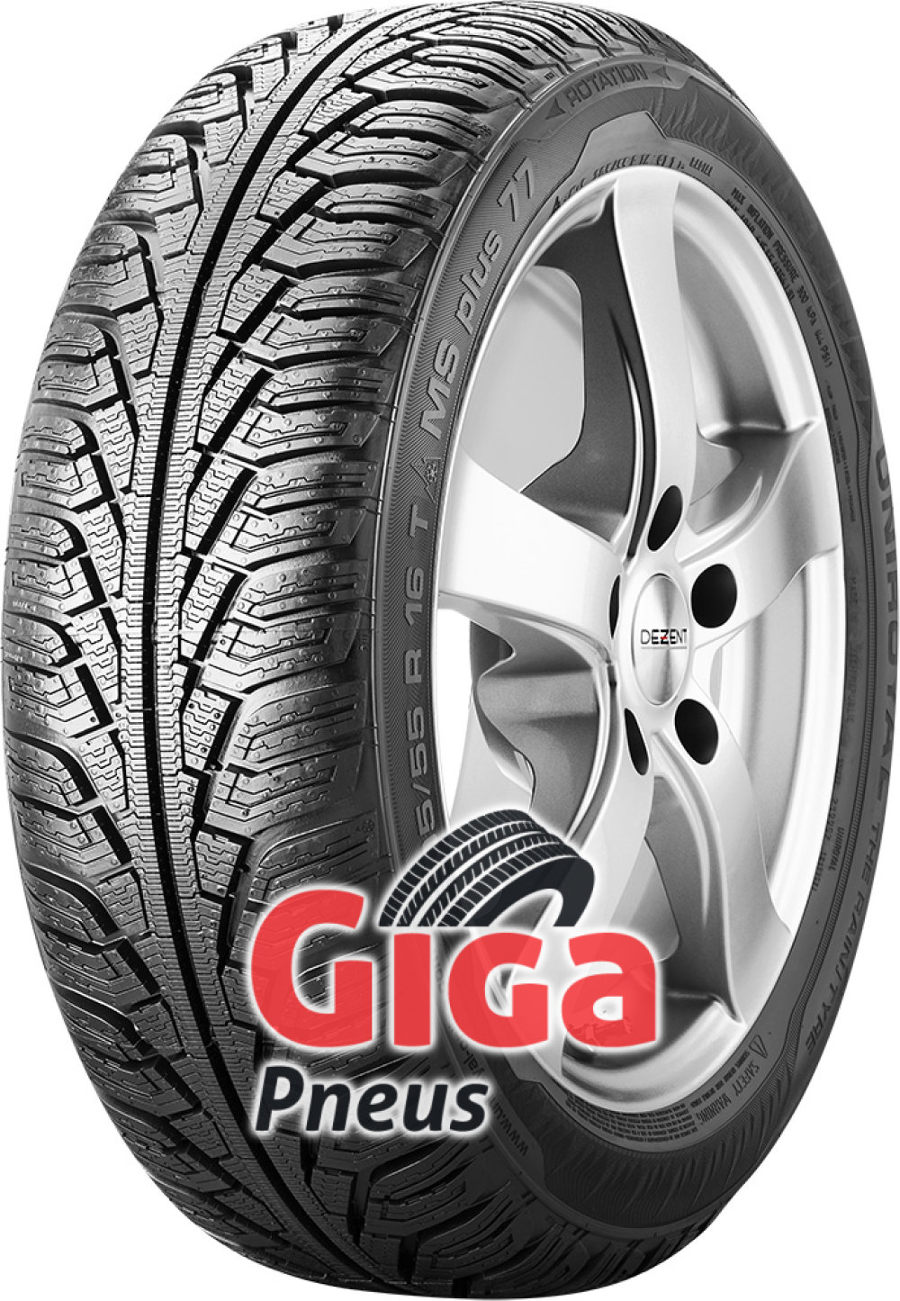 Uniroyal MS Plus 77 ( 225/55 R16 99V XL )