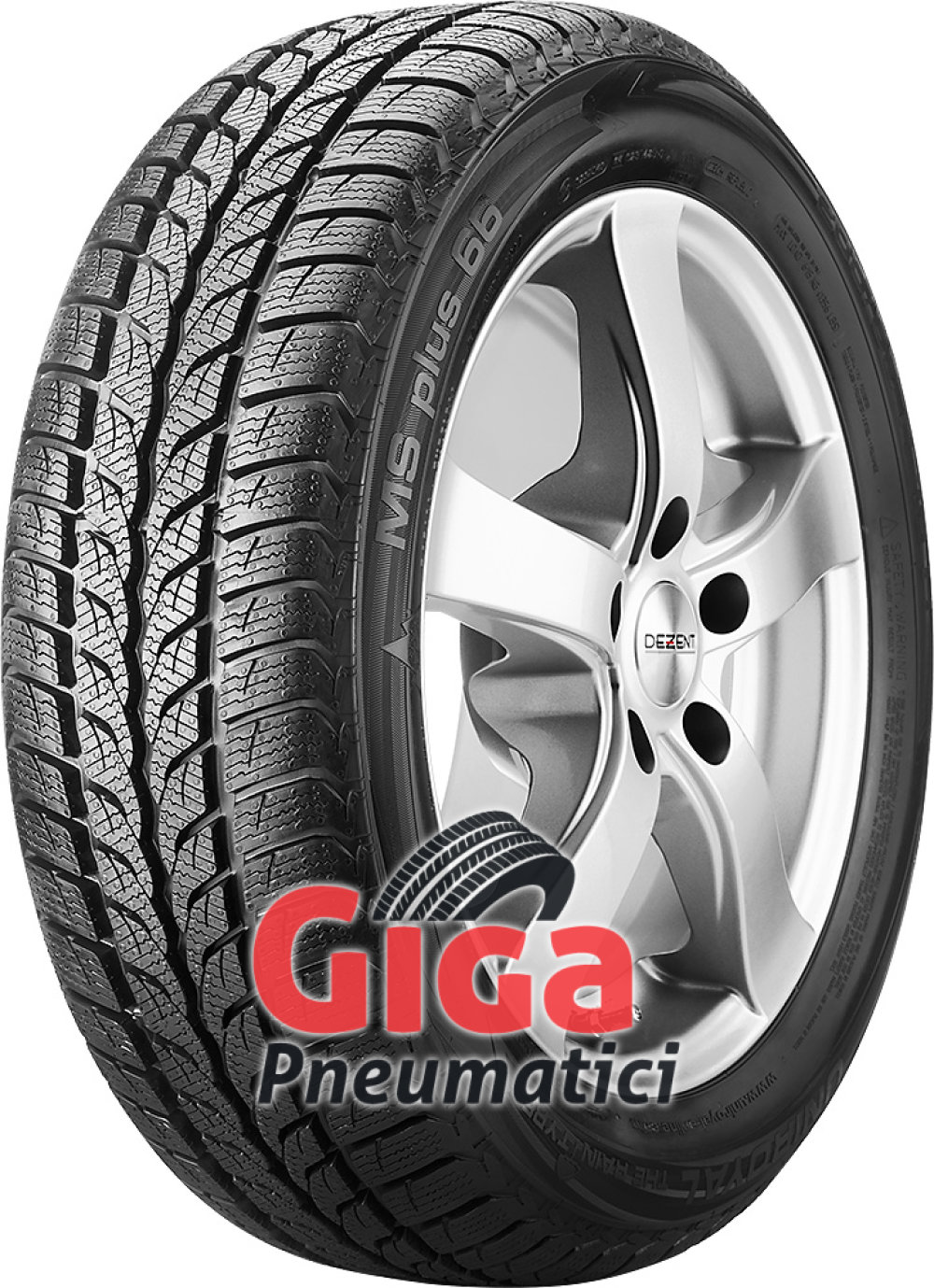 Uniroyal MS PLUS 66 ( 225/60 R15 96H )