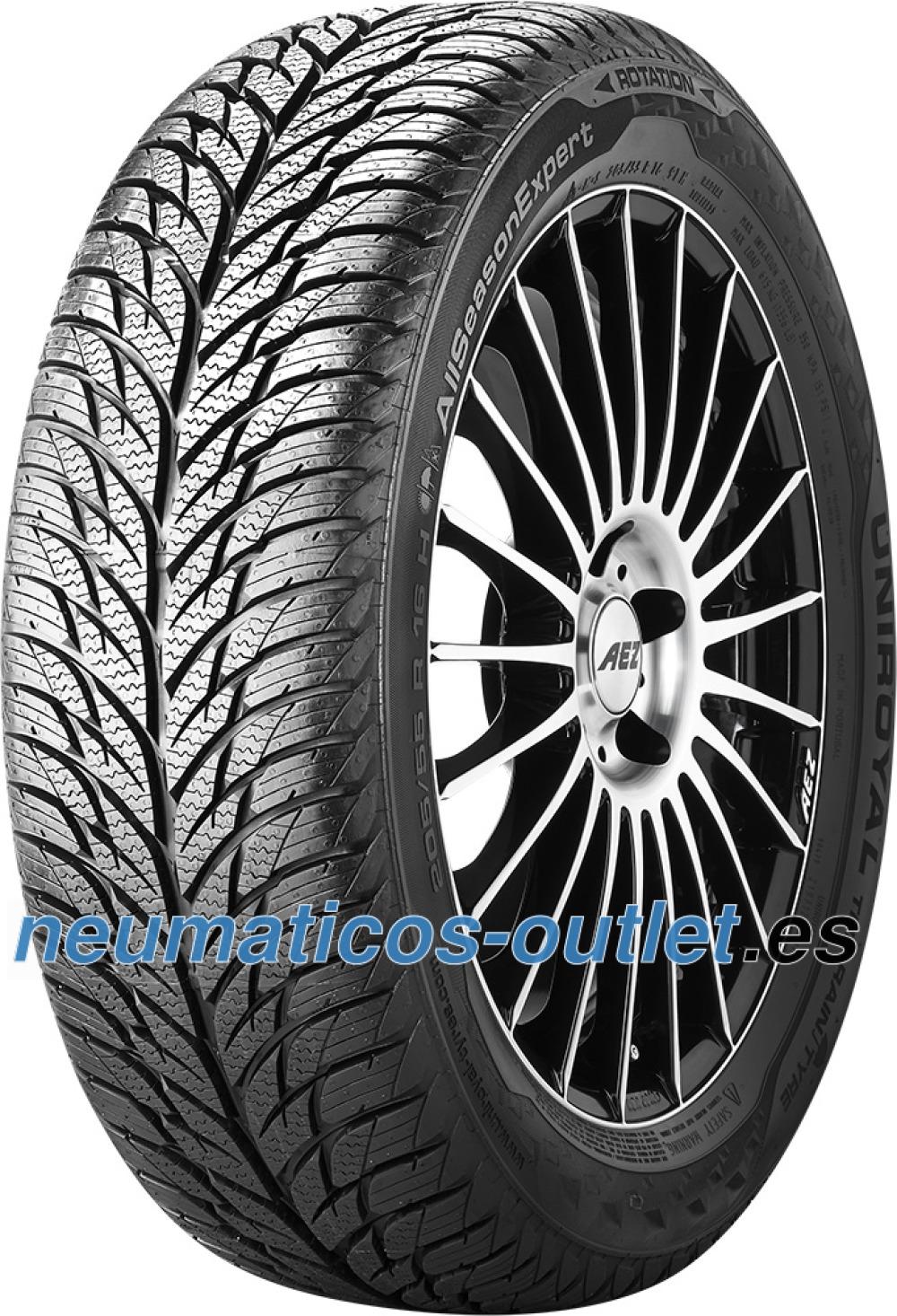 Uniroyal All Season Expert ( 215/60 R17 96H con protección de llanta lateral, SUV )