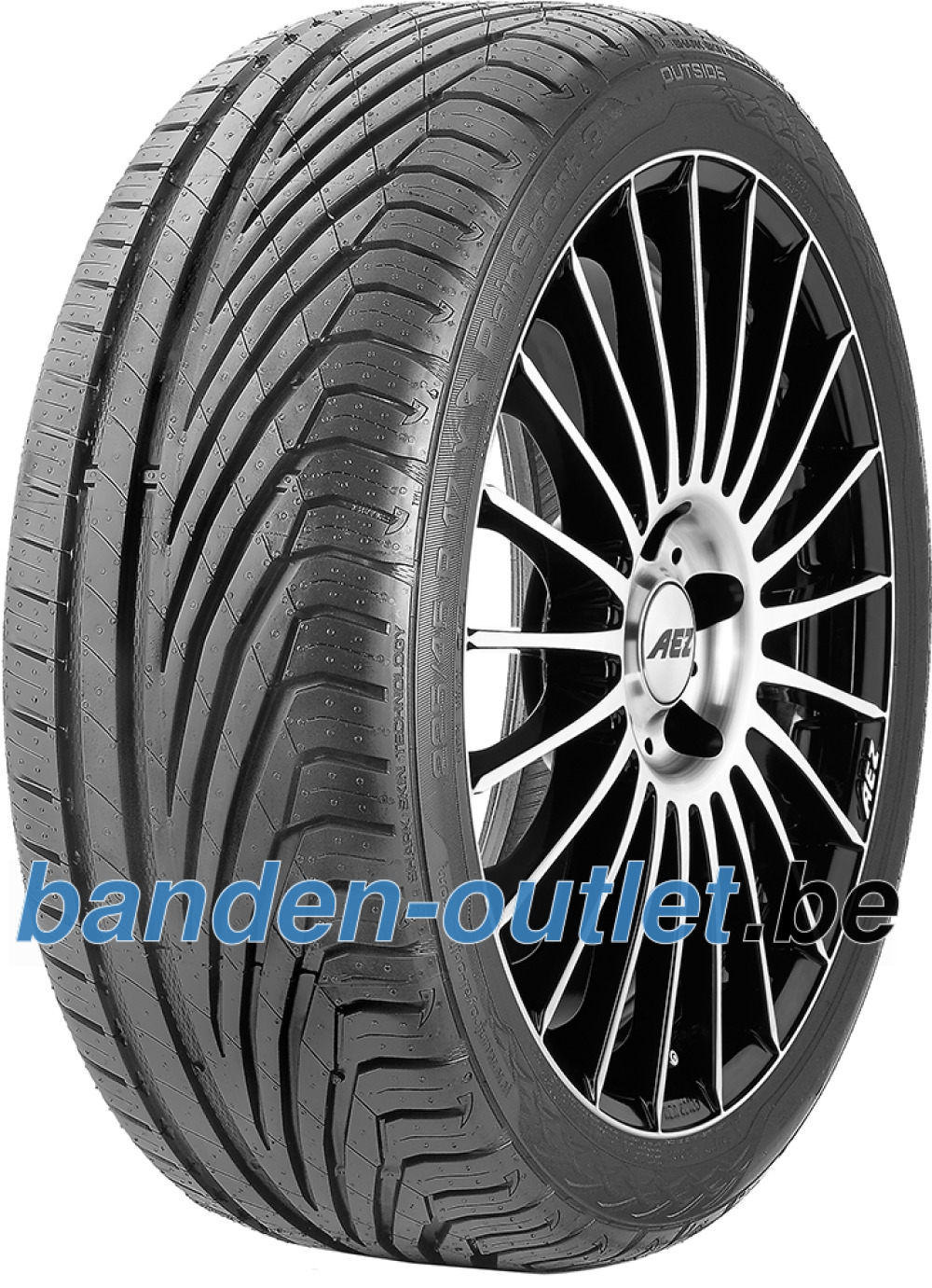 Uniroyal RainSport 3 ( 225/55 R16 95Y )