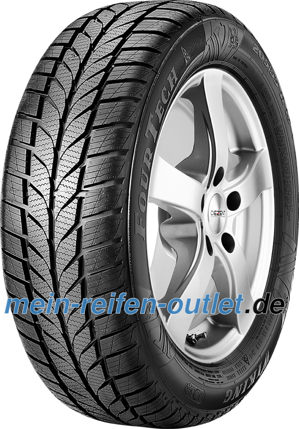 Viking FourTech All Season ( 215/65 R16 98V )