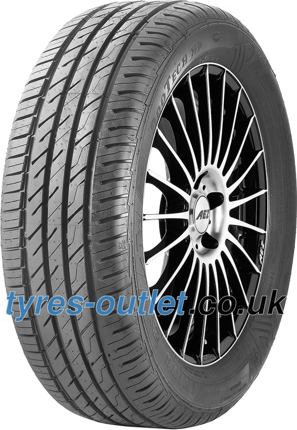 Viking ProTech HP ( 245/40 R17 91V with kerbing rib )