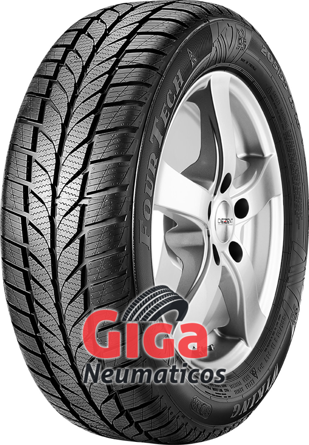 Viking FourTech All Season ( 185/60 R14 82H )