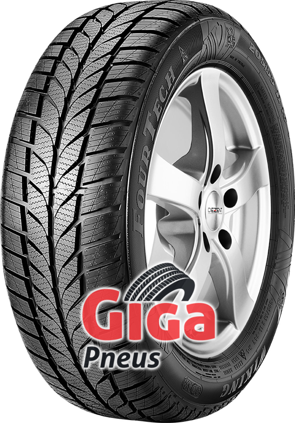 Viking FourTech All Season ( 185/65 R15 88H )