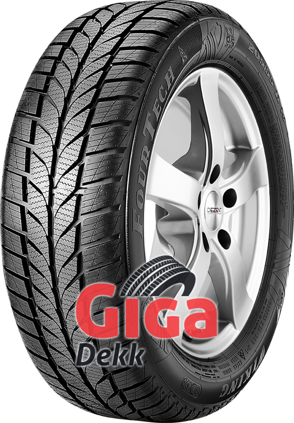 Viking FourTech All Season ( 185/65 R14 86H )