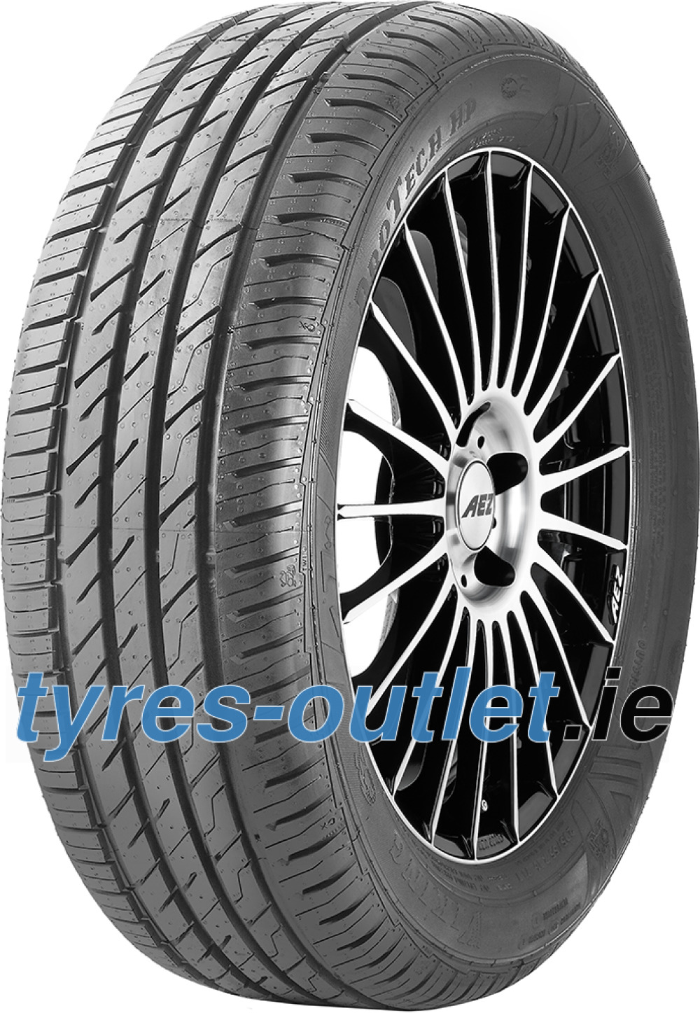 Viking ProTech HP ( 255/55 R18 109V XL with kerbing rib )