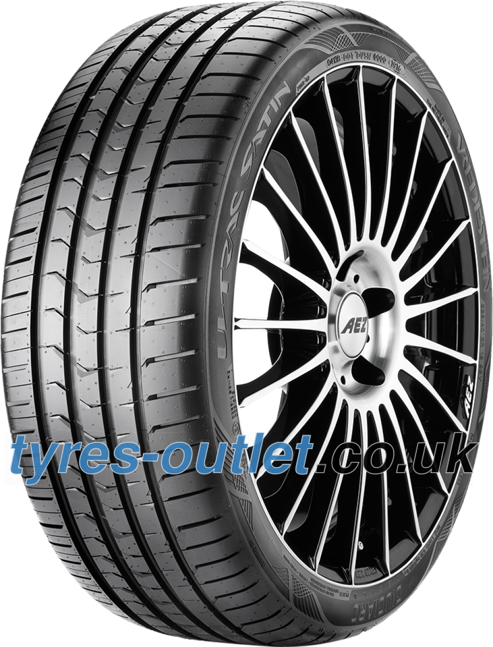 Vredestein Ultrac Satin ( 215/40 ZR16 86W XL with rim protection ridge (FSL) )