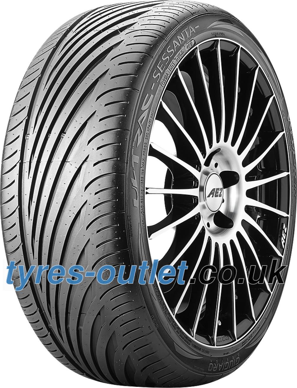 Vredestein Ultrac Sessanta ( 235/65 R17 108V XL with rim protection ridge (FSL), SUV )