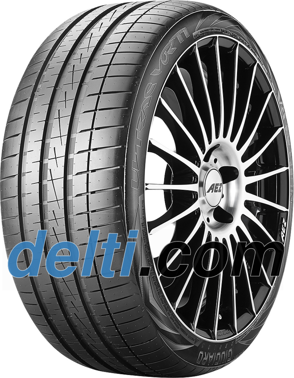 Vredestein Ultrac Vorti ( 255/30 ZR19 (91Y) XL with rim protection ridge (FSL) )