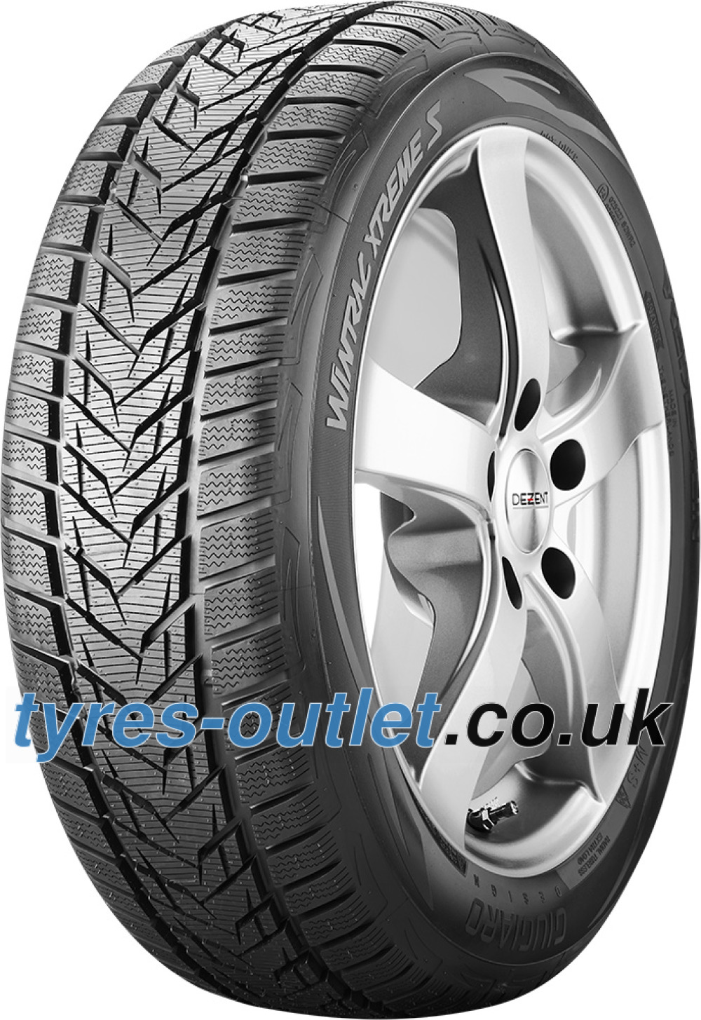 Vredestein Wintrac Xtreme S ( 255/50 R20 109V XL , with rim protection ridge (FSL) )