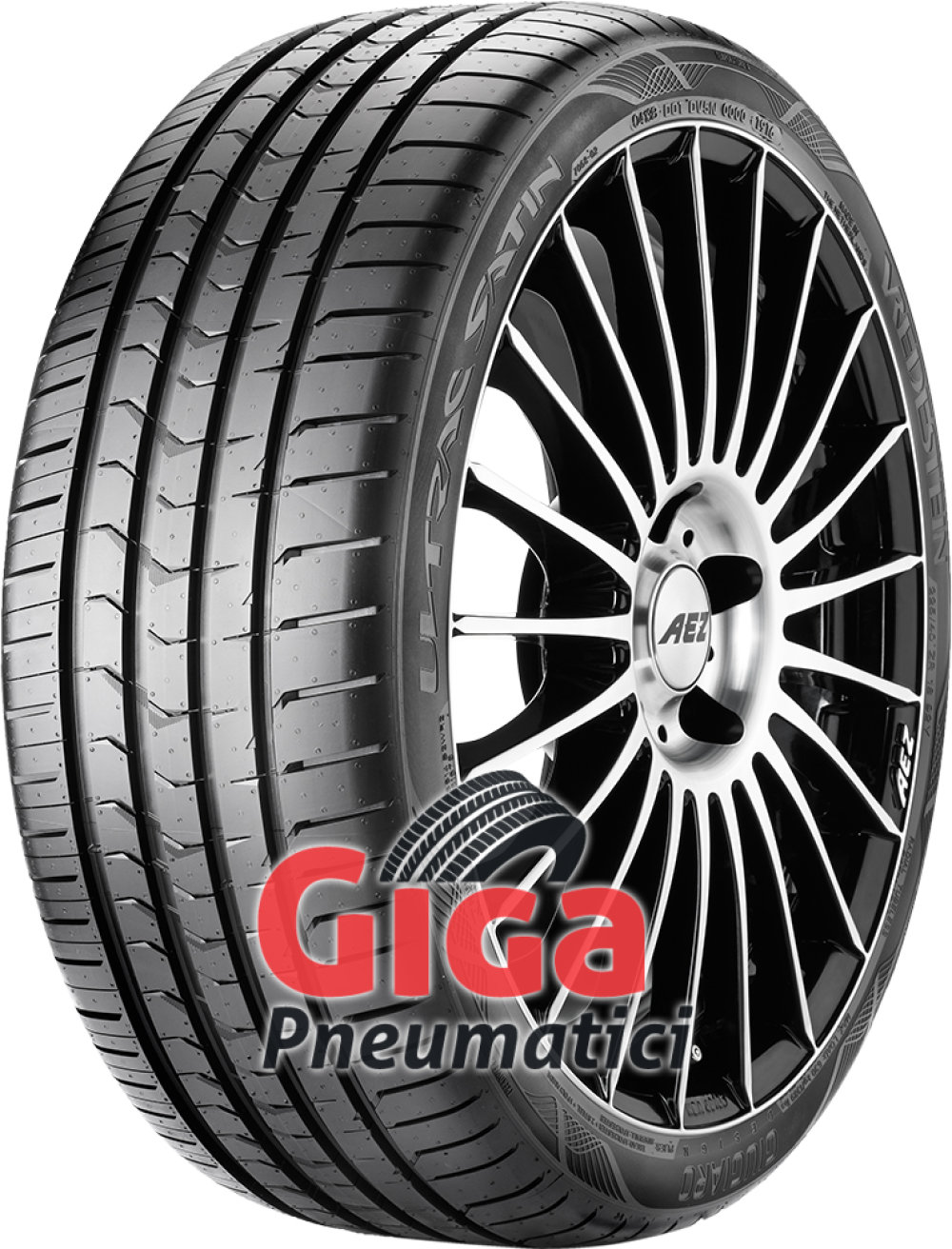 Vredestein Ultrac Satin ( 205/55 R17 91W XL )