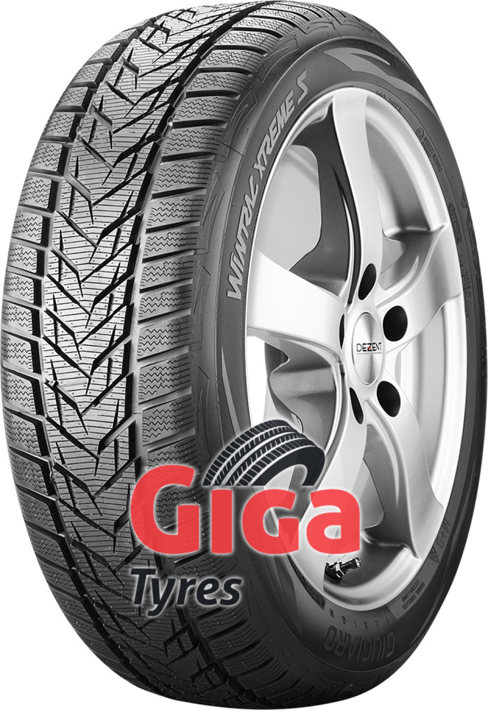 Vredestein Wintrac Xtreme S ( 215/70 R16 100H , with rim protection ridge (FSL) )