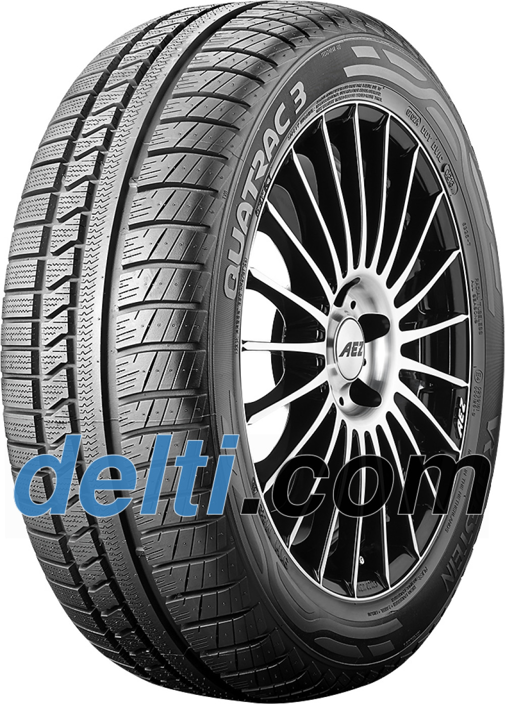 Vredestein Quatrac 3 ( 255/55 R19 111V XL , SUV )