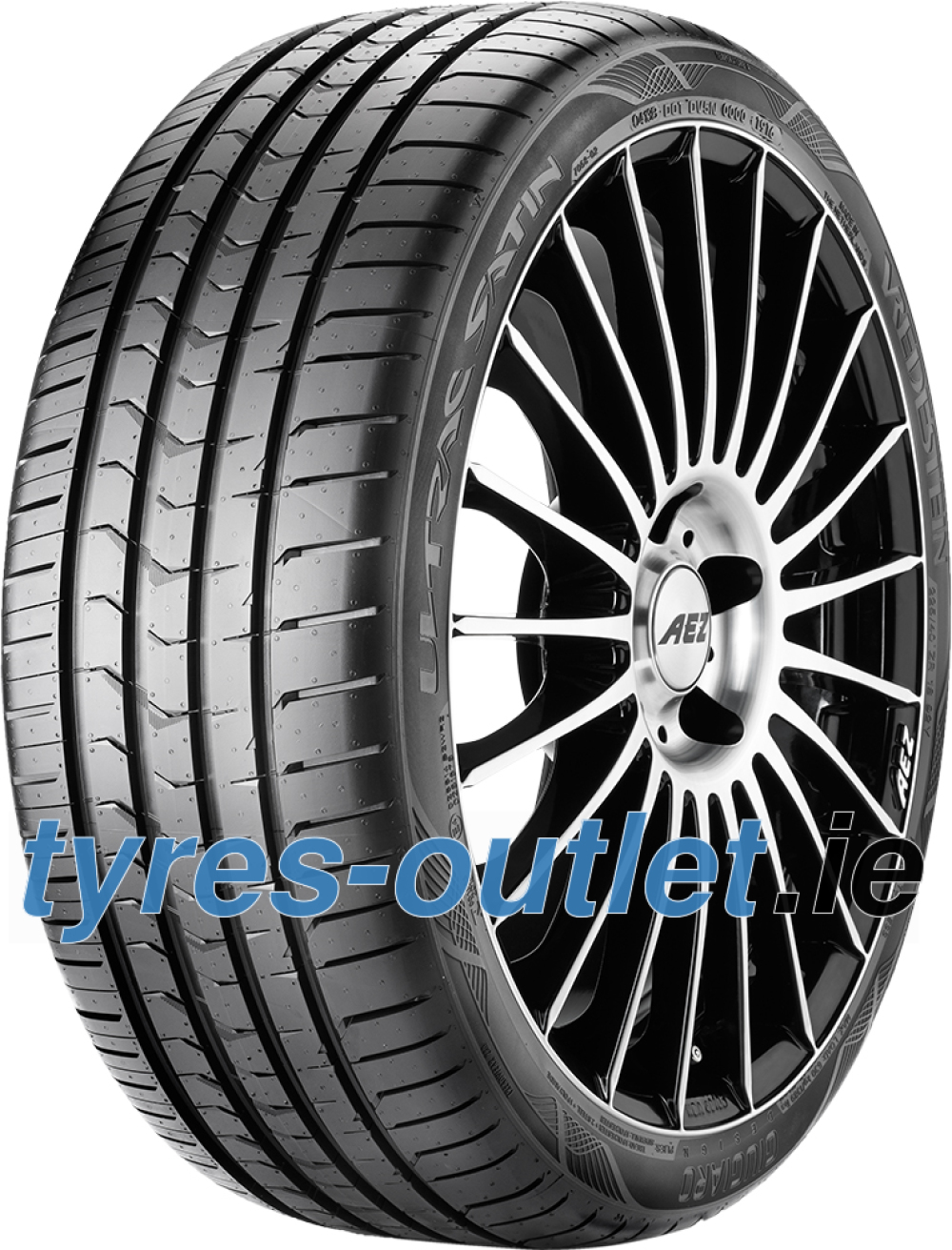Vredestein Ultrac Satin ( 235/45 R18 98Y XL with rim protection ridge (FSL) )