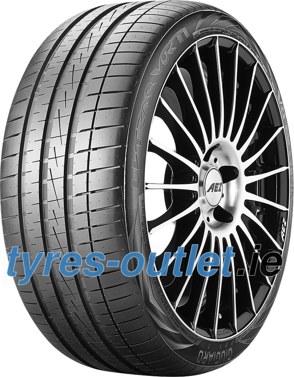 Vredestein Ultrac Vorti ( 255/35 ZR19 (96Y) XL with rim protection ridge (FSL) )