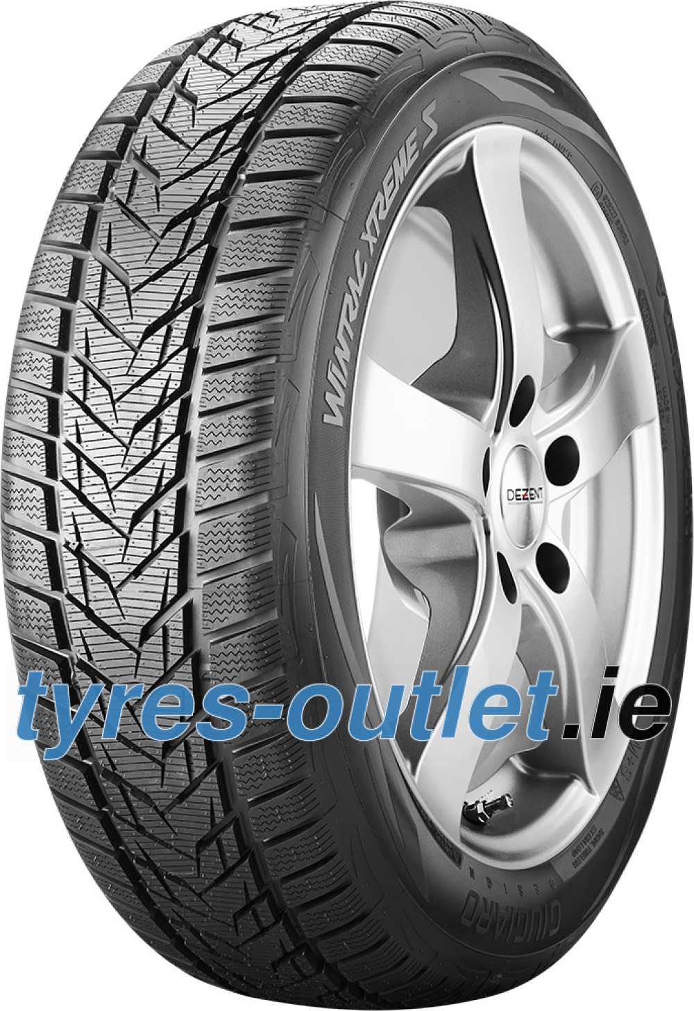 Vredestein Wintrac Xtreme S ( 245/45 R18 100V XL , with rim protection ridge (FSL) )