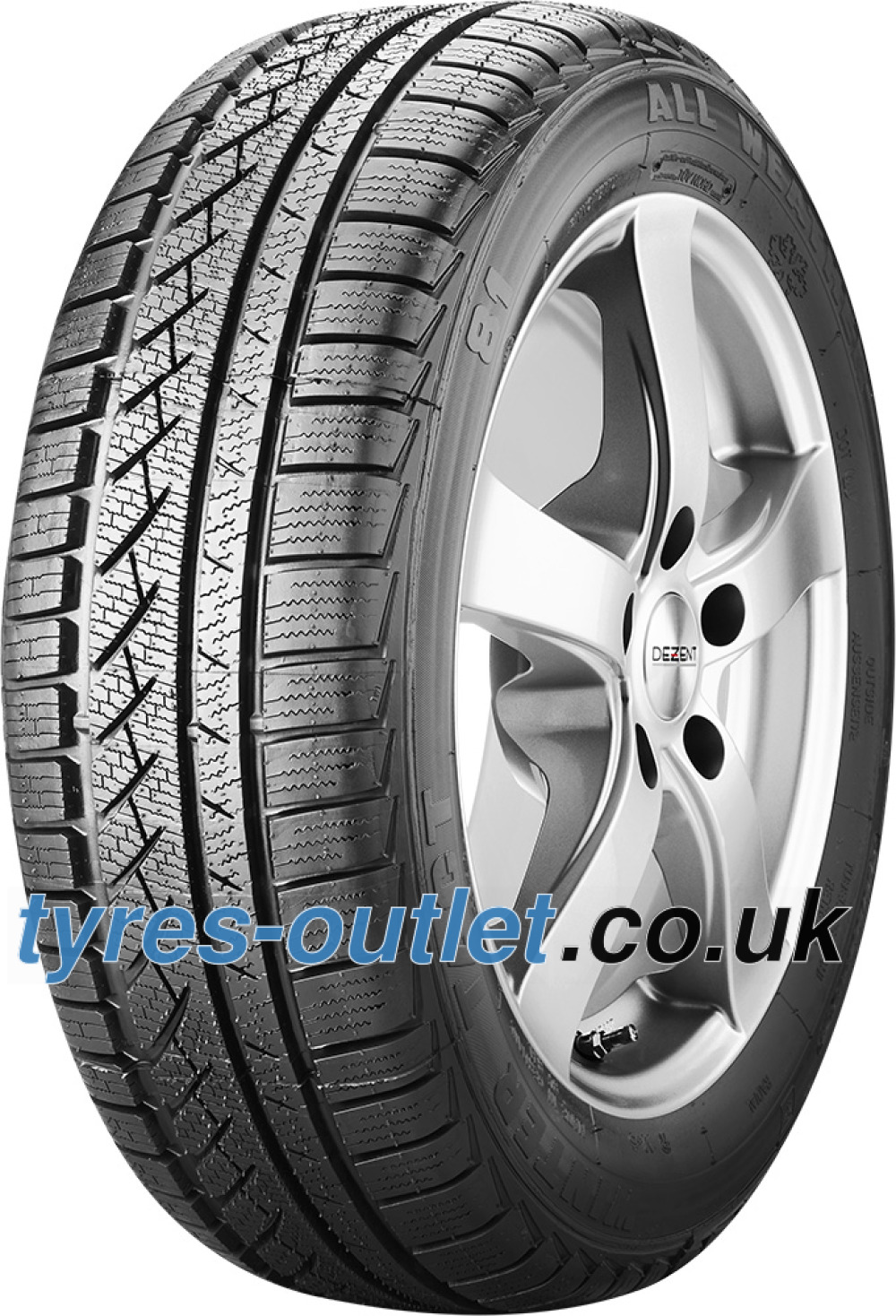 Winter Tact WT 81 ( 205/60 R16 92H , remould )
