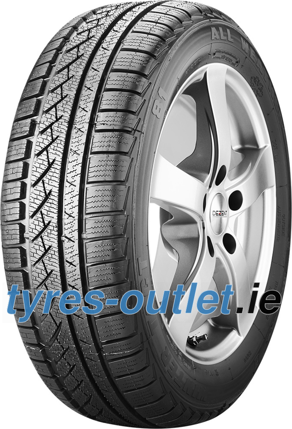 Winter Tact WT 81 ( 215/55 R16 93H , remould )
