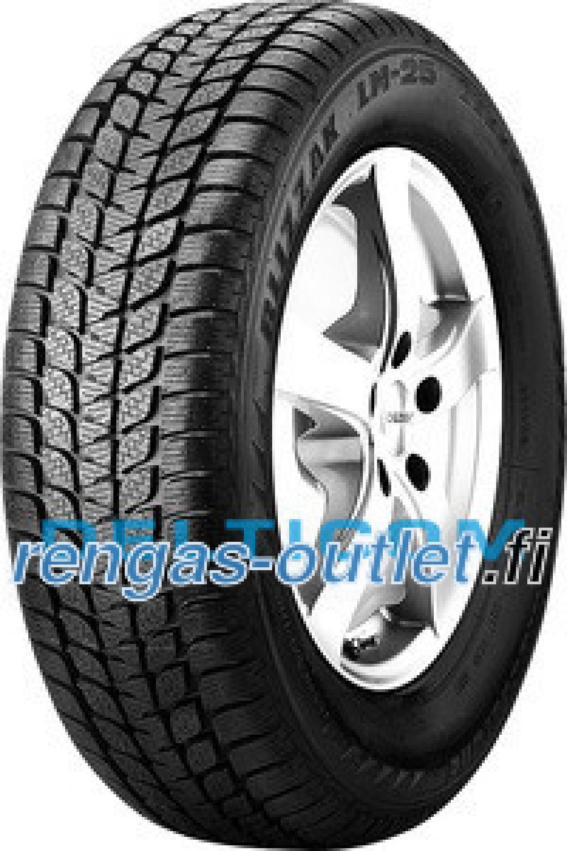 Bridgestone Blizzak LM-25 EXT ( 255/40 R18 95V , runflat, MOE, vannesuojalla (MFS) )