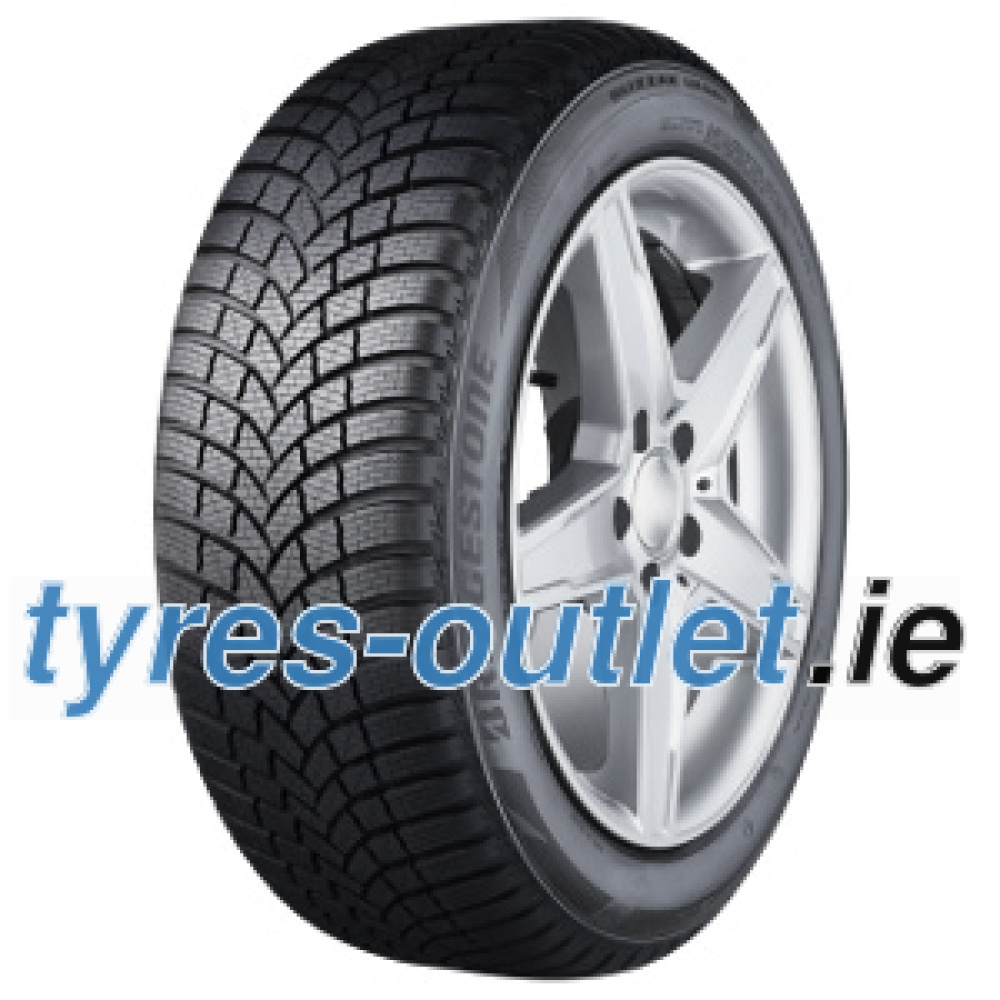 Bridgestone Blizzak LM 001 Evo ( 225/50 R17 98V XL , with rim protection (MFS) )