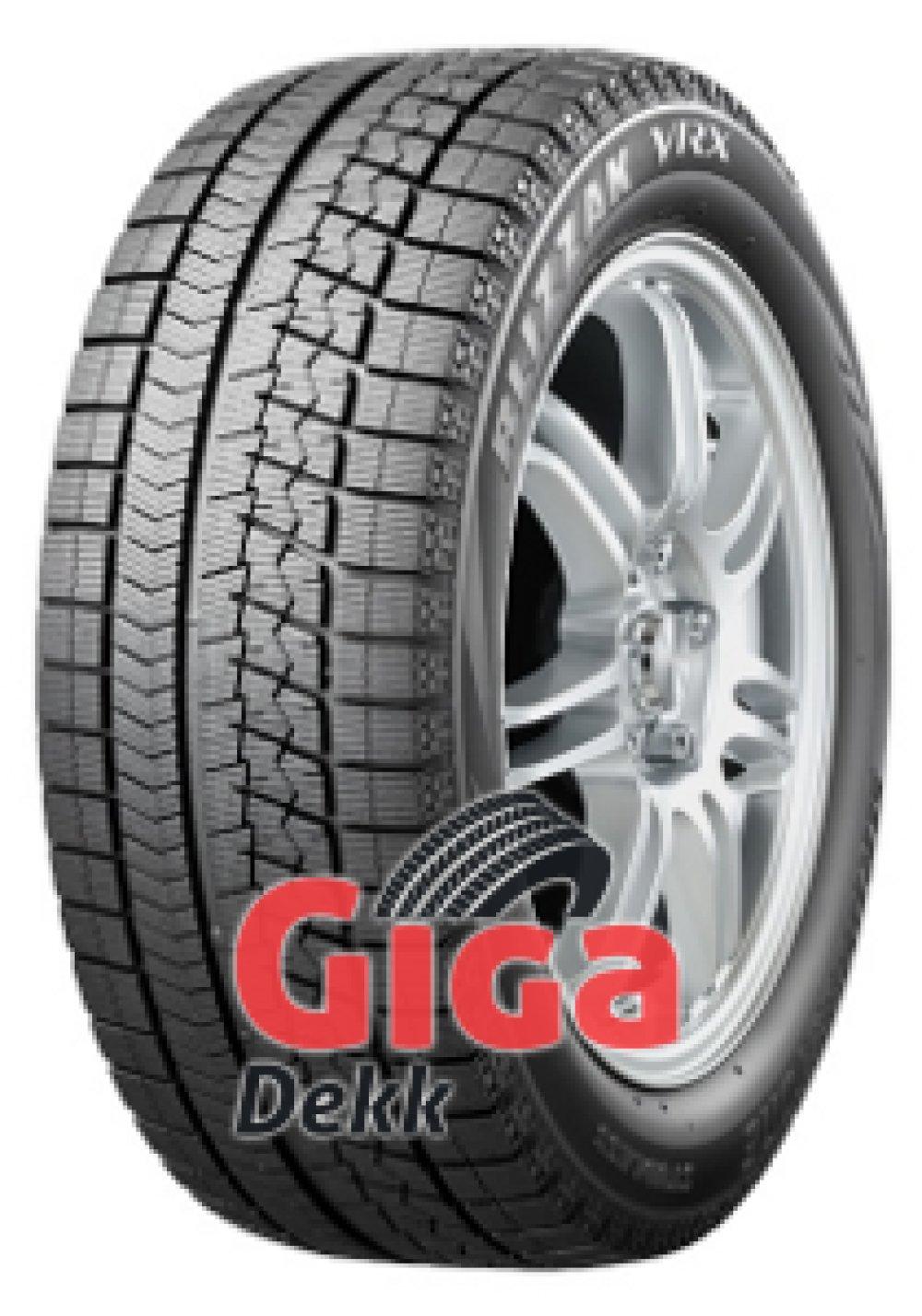 Bridgestone Blizzak VRX ( 245/50 R18 100S , Nordiske vinterdekk, med felgbeskyttelse (MFS) )