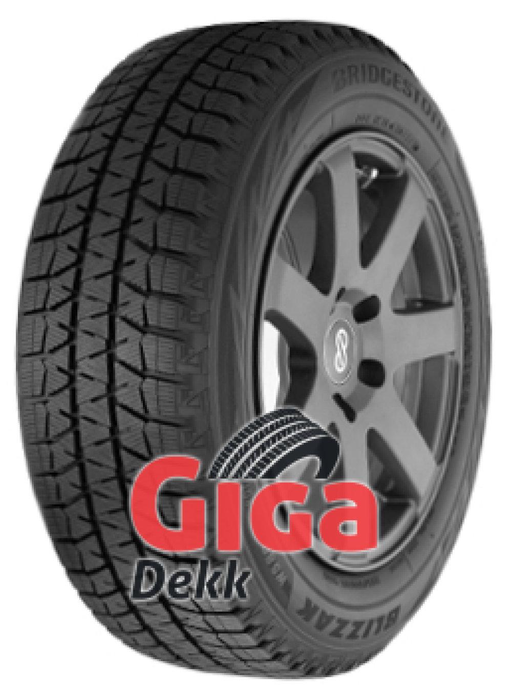Bridgestone Blizzak WS80 ( 215/50 R17 95H XL , med felgbeskyttelse (MFS) )
