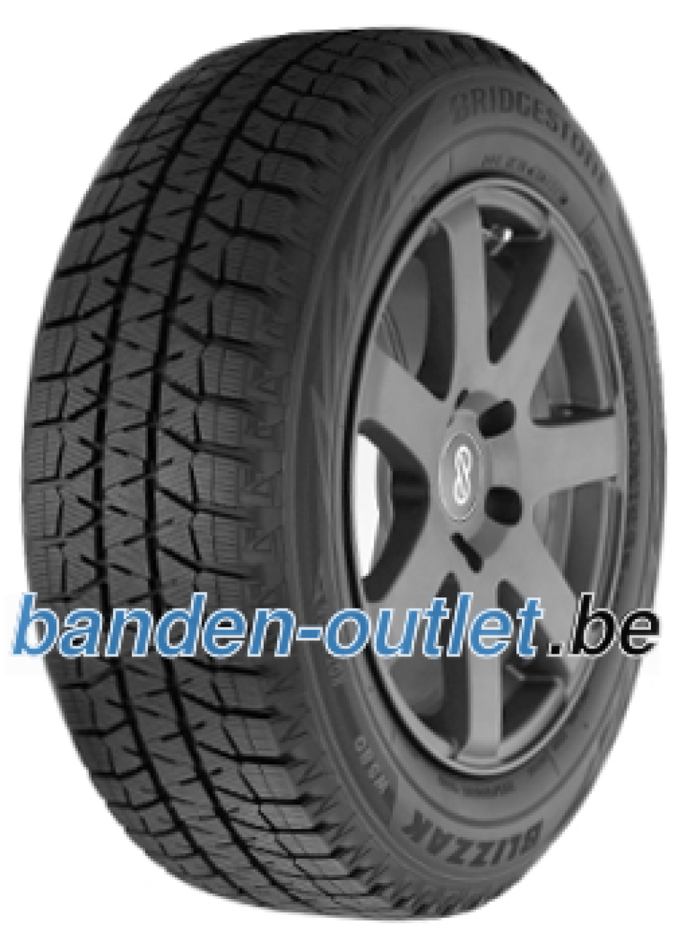 Bridgestone Blizzak WS80 ( 215/55 R16 97H XL )