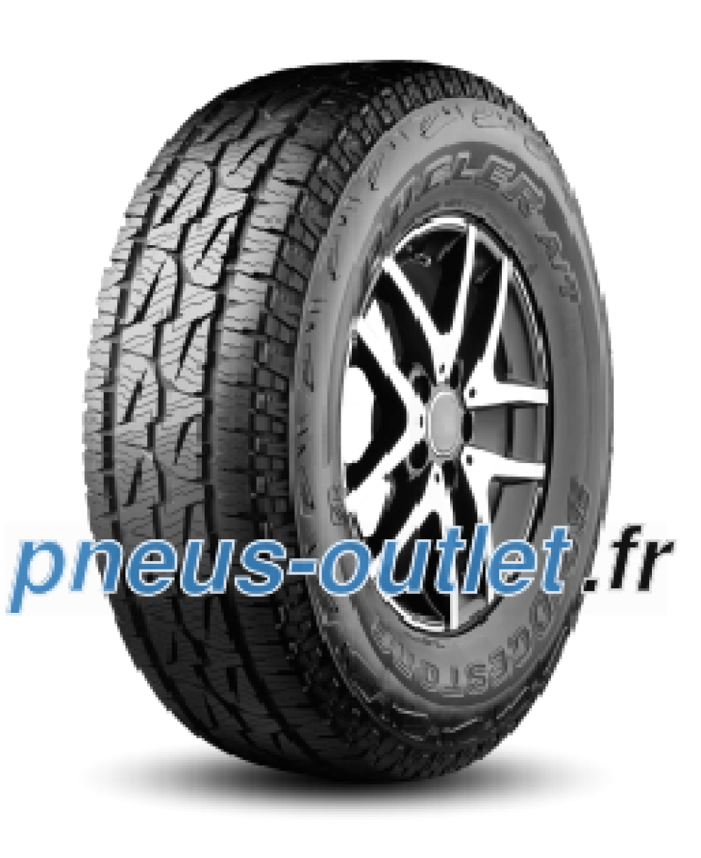Bridgestone Dueler A/T 001 ( 265/70 R16 112T )
