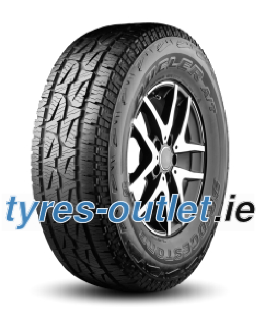 Bridgestone Dueler A/T 001 ( 225/70 R15 100T )
