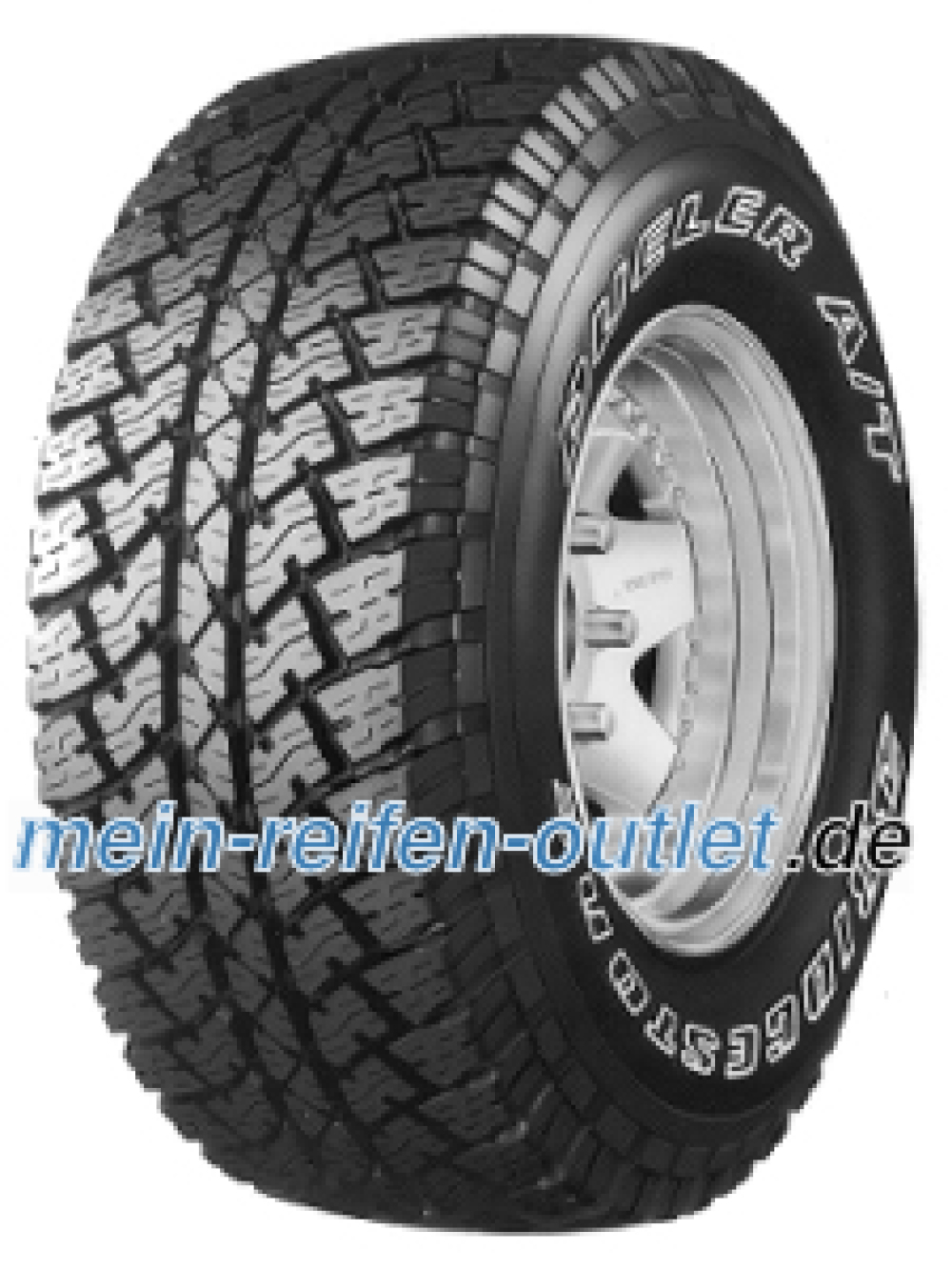 Bridgestone Dueler A/T 693 III ( 265/65 R17 112S )