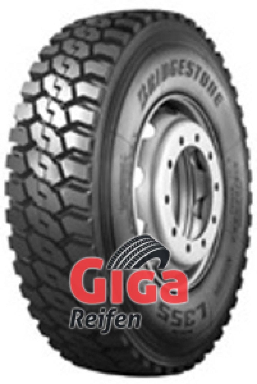 Bridgestone L 355 Evo ( 315/80 R22.5 158/156G Doppelkennung 156/150K )