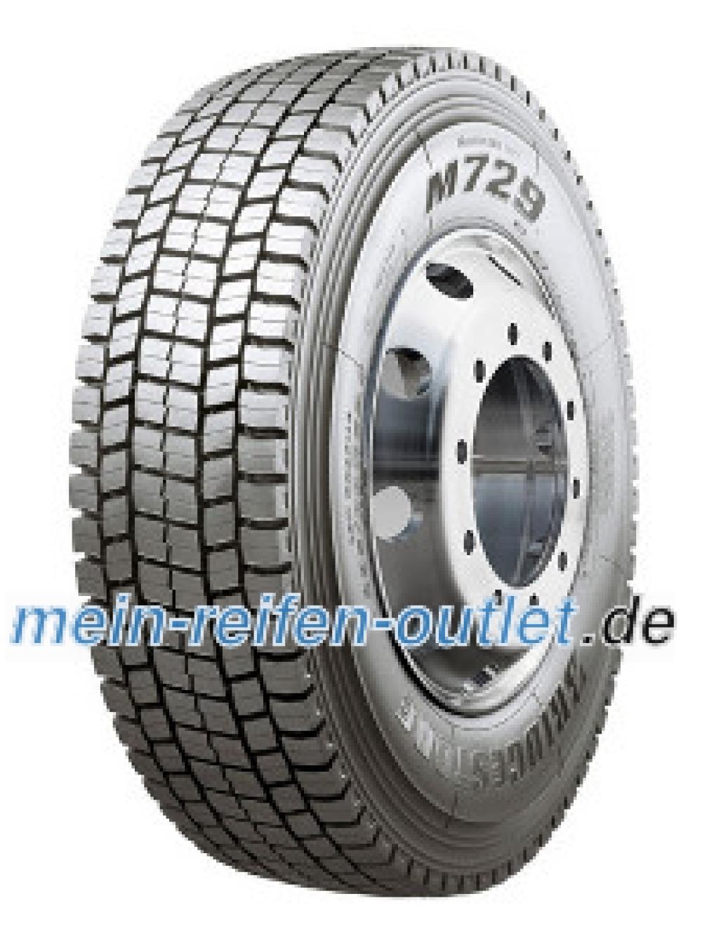 Bridgestone M 729 ( 245/70 R17.5 136/134M 16PR )