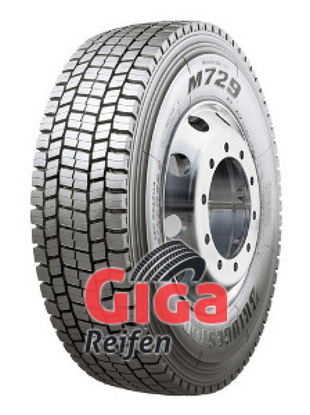 Bridgestone M 729 ( 245/70 R19.5 136/134M 14PR )