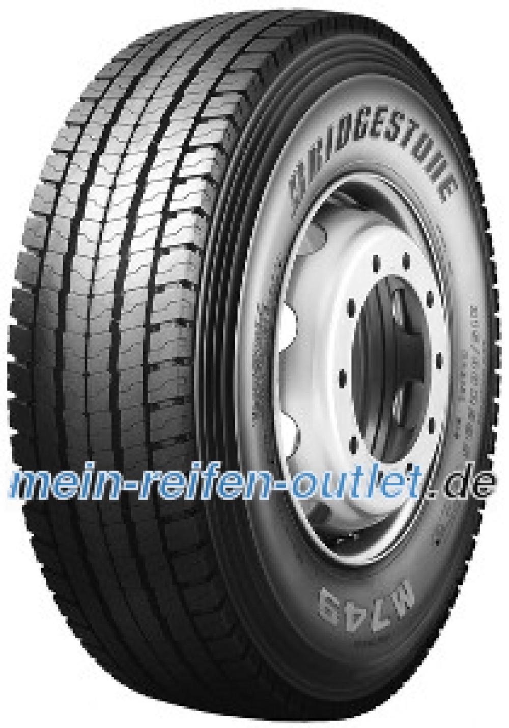 Bridgestone M 749 Ecopia ( 315/80 R22.5 154/150M Doppelkennung 156/150L )