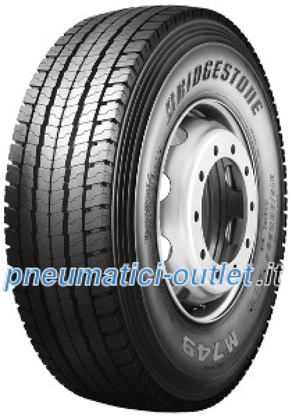 Bridgestone M 749 Ecopia ( 315/70 R22.5 152/148M doppia indentificazione 154/150L )