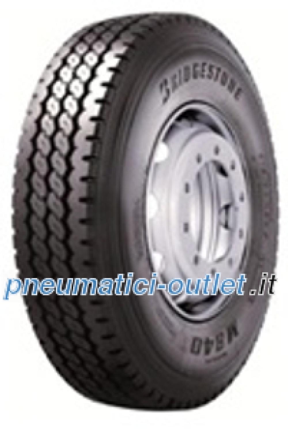 Bridgestone M 840 Evo ( 13 R22.5 158/156G , doppia indentificazione 156/150K )