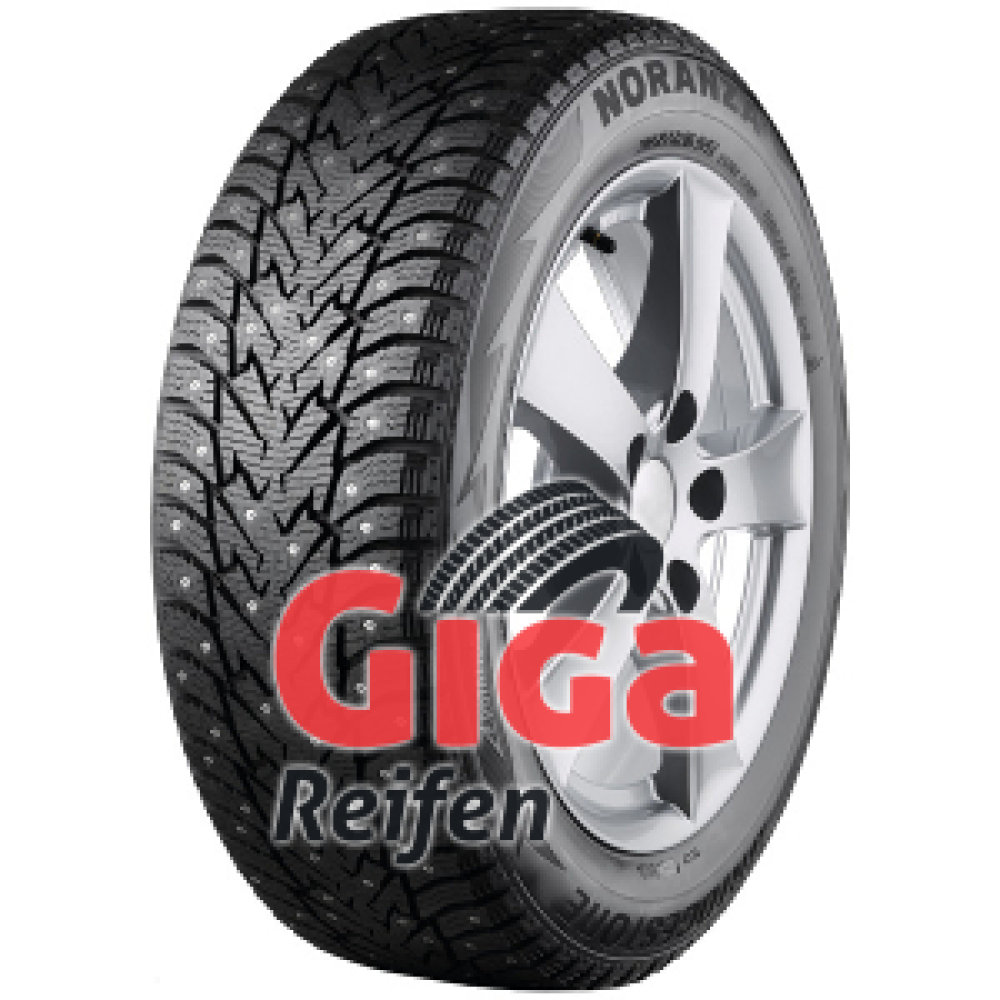 Bridgestone Noranza 001 ( 235/60 R18 107T XL bespiked, SUV )