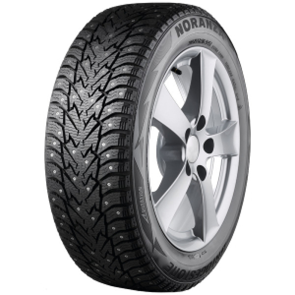 Bridgestone Noranza 001 ( 265/65 R17 116T XL , Clouté, SUV )