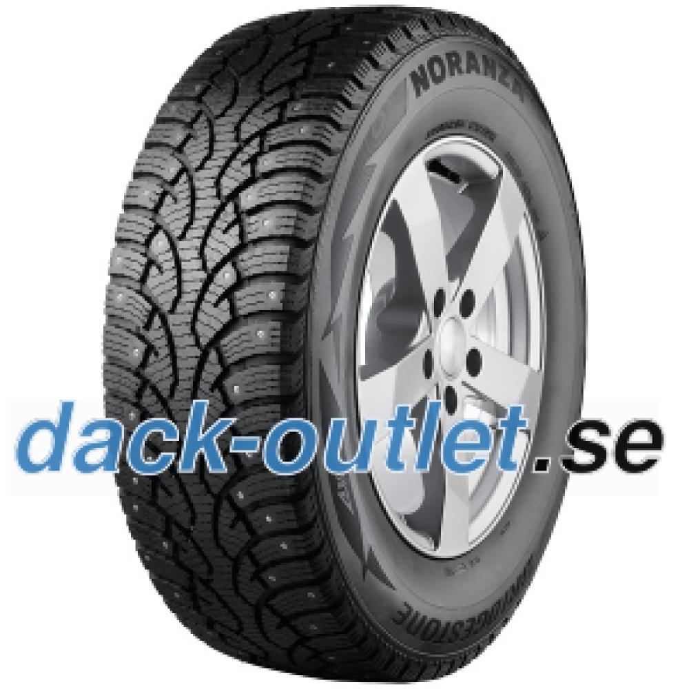 Bridgestone Noranza VAN 001 ( 215/60 R17C 109/107R , Dubbade )