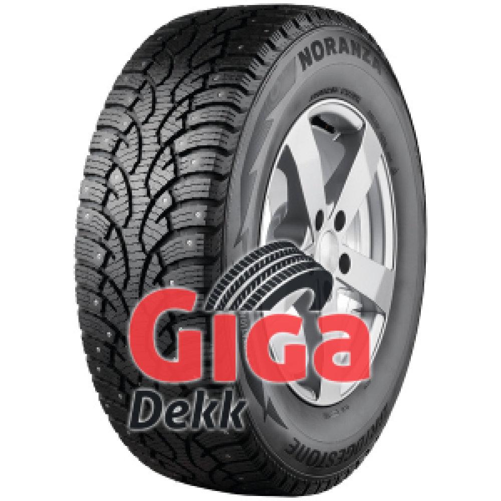 Bridgestone Noranza VAN 001 ( 215/60 R17C 109/107R , med pigger )