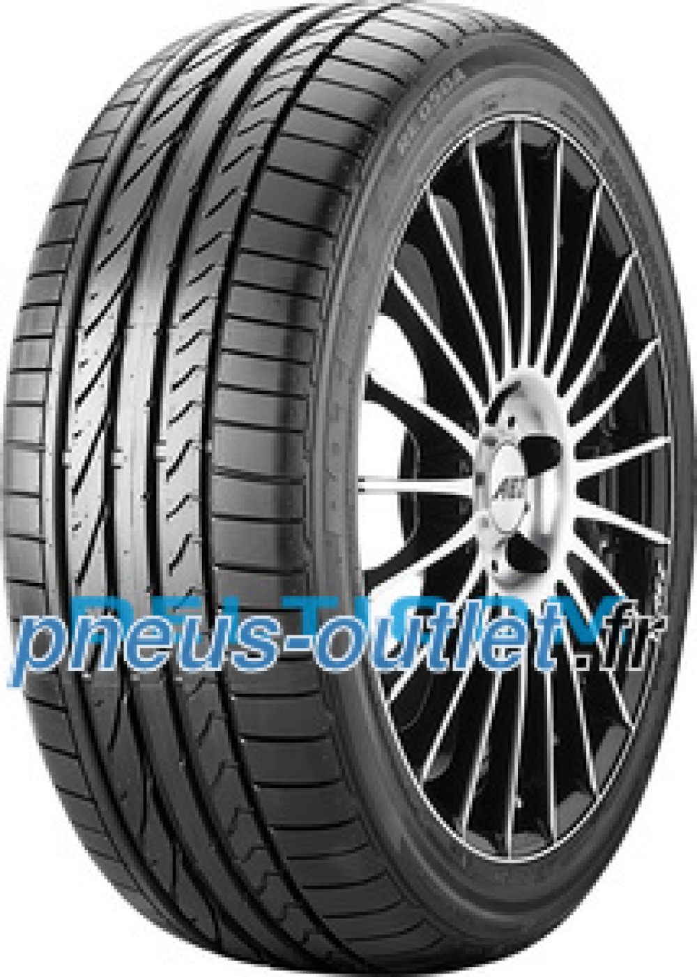Bridgestone Potenza RE 050 A EXT ( 255/40 R17 94W MOE, avec protège-jante (MFS), runflat )