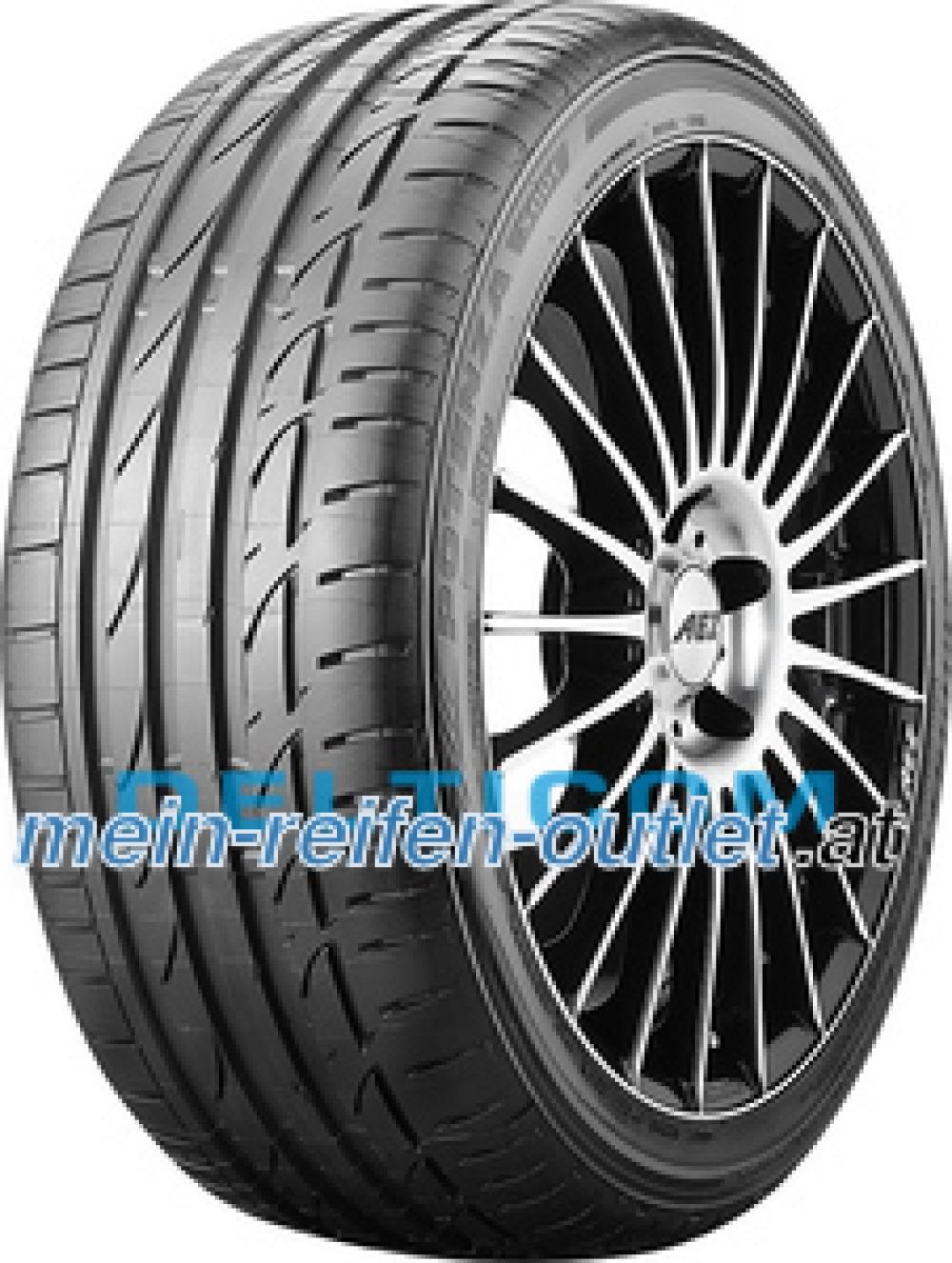 Bridgestone Potenza S001 EXT ( 285/35 R18 97Y runflat, MOE, mit Felgenschutz (MFS) )