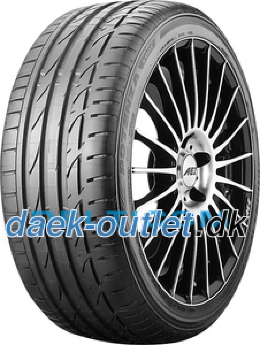 Bridgestone Potenza S001 EXT ( 245/40 R18 97Y XL MOE, med fælgbeskyttelse (MFS), runflat )