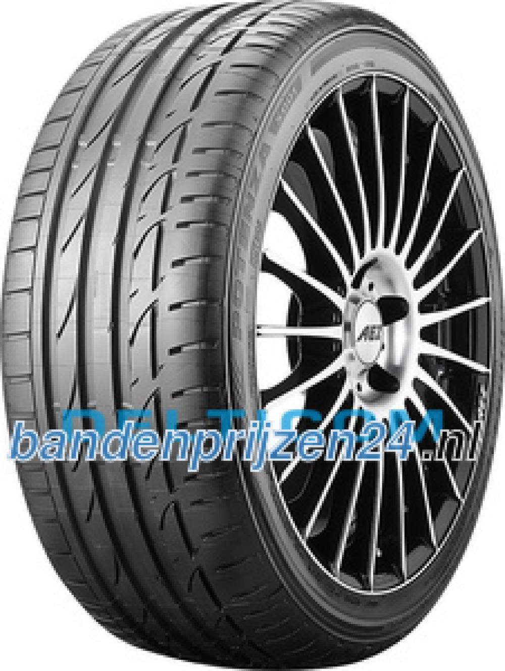 Bridgestone Potenza S001 EXT ( 275/40 R19 101Y MOE, runflat, met velgrandbescherming (MFS) )