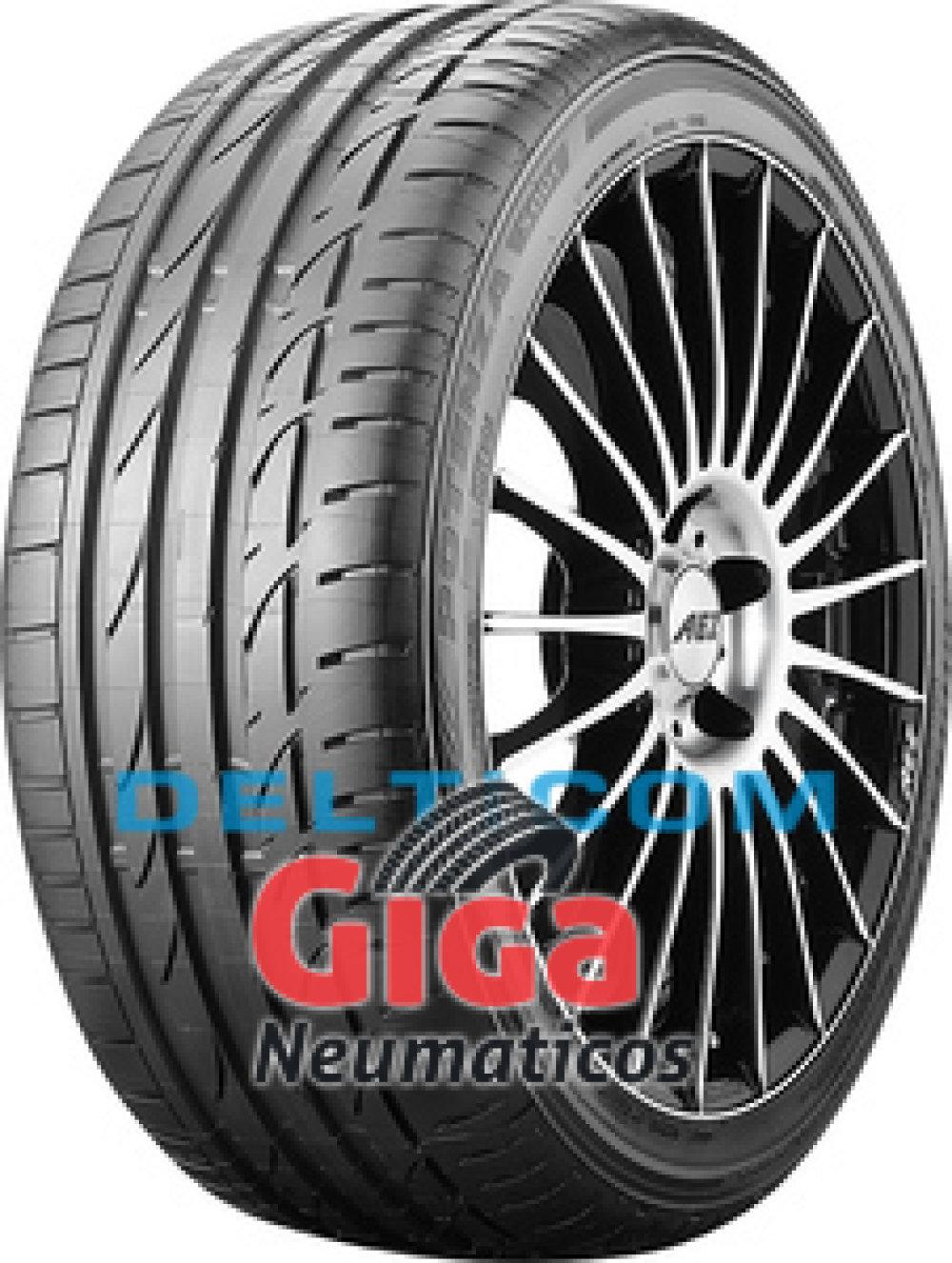 Bridgestone Potenza S001 EXT ( 245/50 R18 100W MOE, con protector de llanta (MFS), runflat )