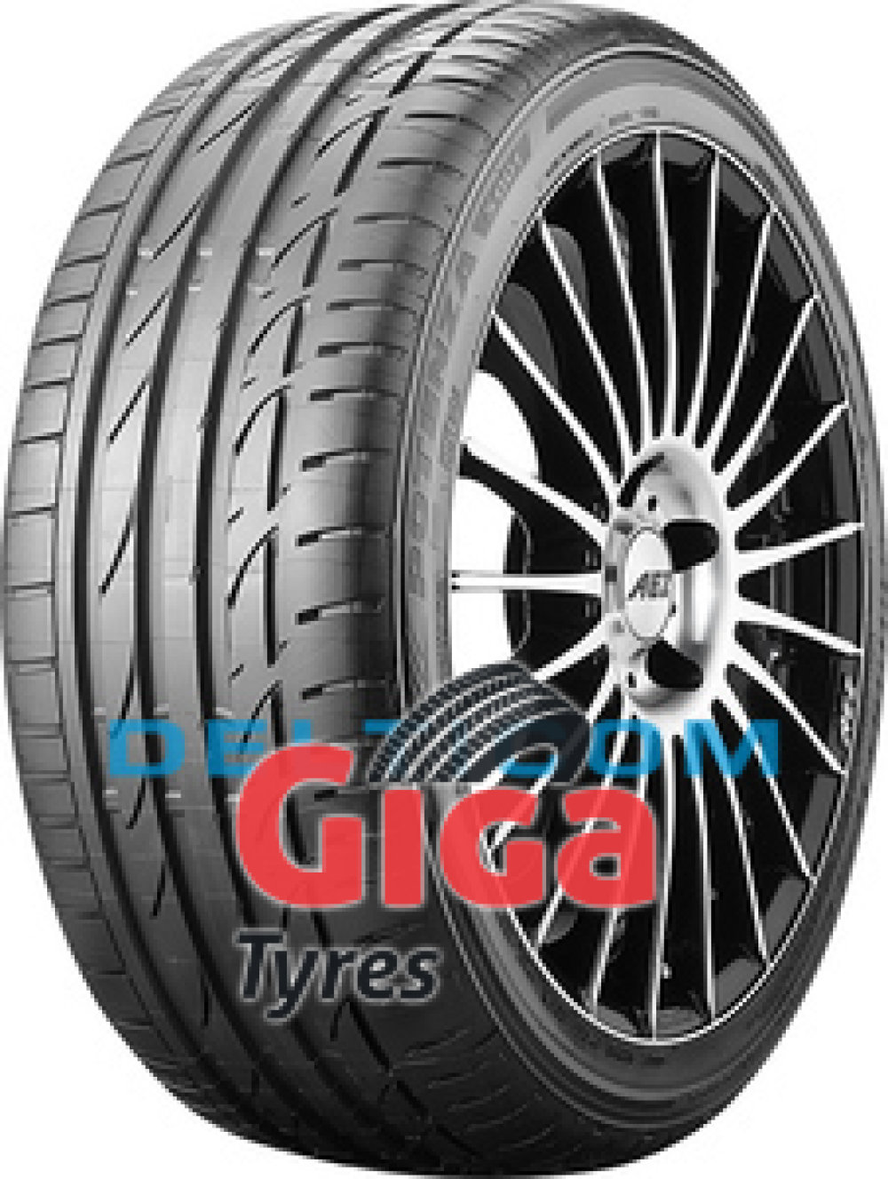 Bridgestone Potenza S001 EXT ( 245/45 R19 102Y XL MOE, with rim protection (MFS), runflat )