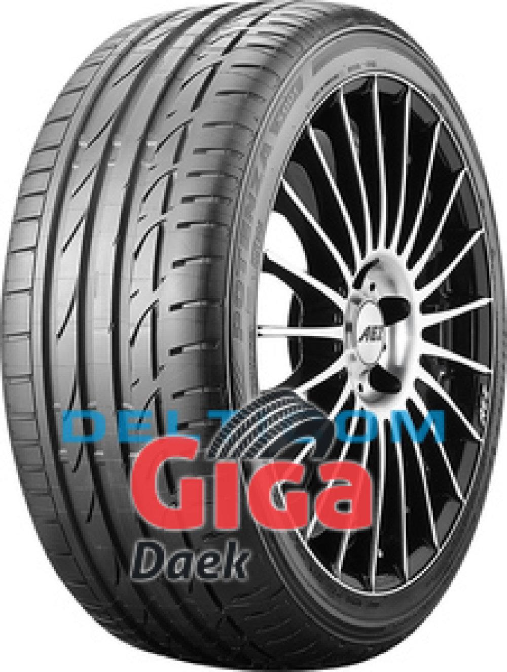 Bridgestone Potenza S001 EXT ( 285/35 R18 97Y runflat, MOE, med fælgbeskyttelse (MFS) )
