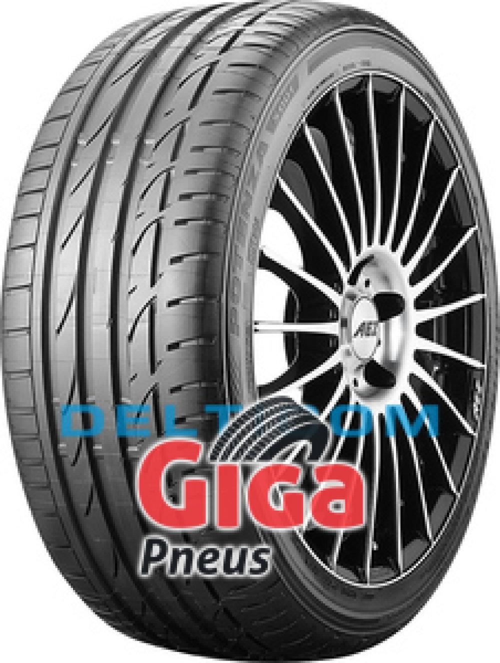 Bridgestone Potenza S001 EXT ( 285/35 R18 97Y runflat, MOE, avec protège-jante (MFS) )