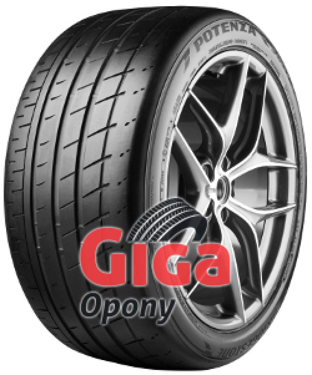 Bridgestone Potenza S007 ( 255/35 ZR20 (93Y) osłona felgi (MFS) )