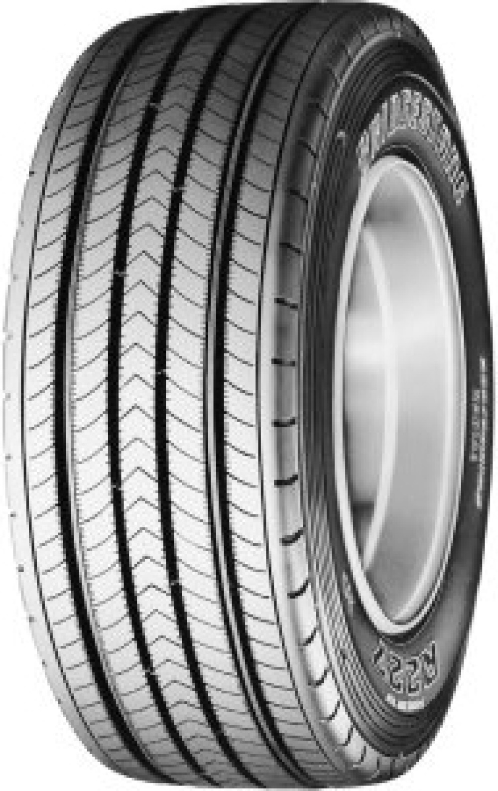 Bridgestone R 227 ( 235/75 R17.5 132/130M )